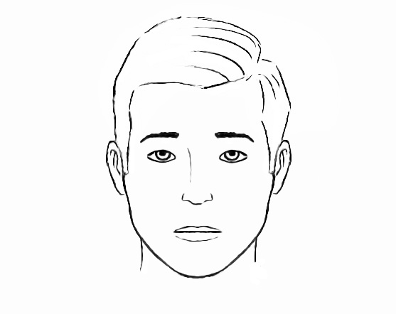 drawing people's faces