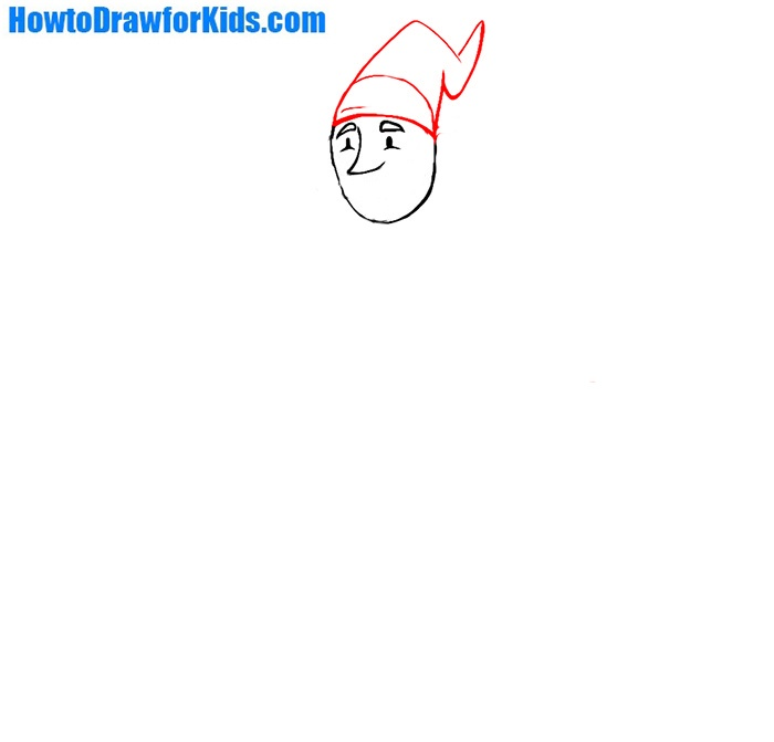 learn to draw a wizard