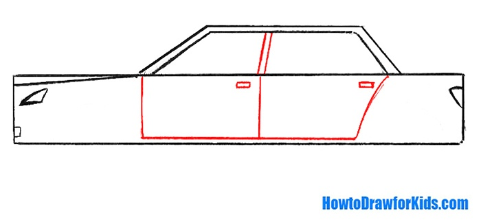 learn how to draw a car for beginners