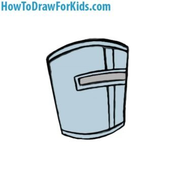 Learn to Draw a Crusader Helmet
