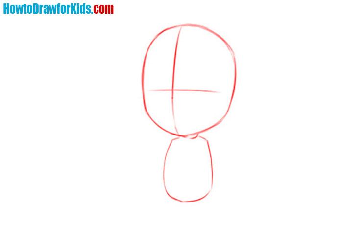 Cook drawing tutorial