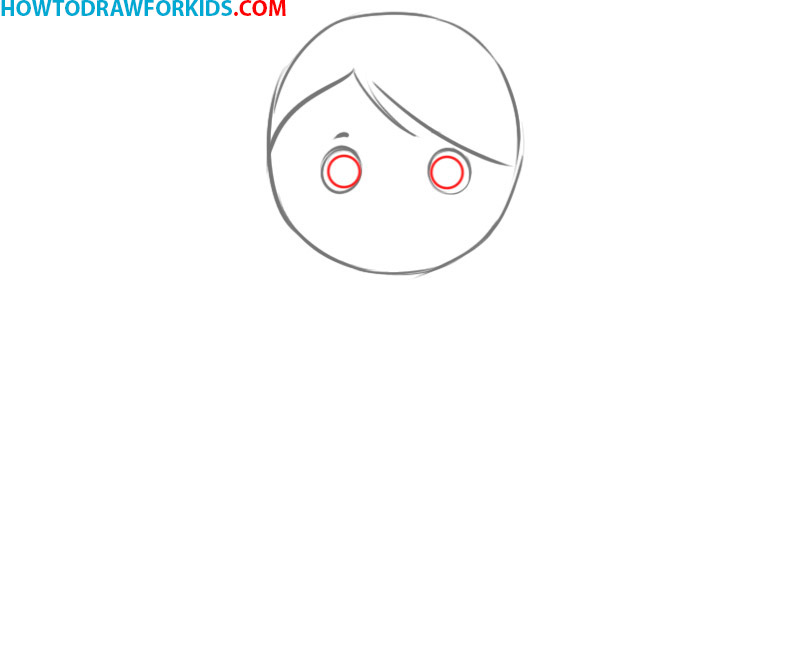 how to draw a girl cute