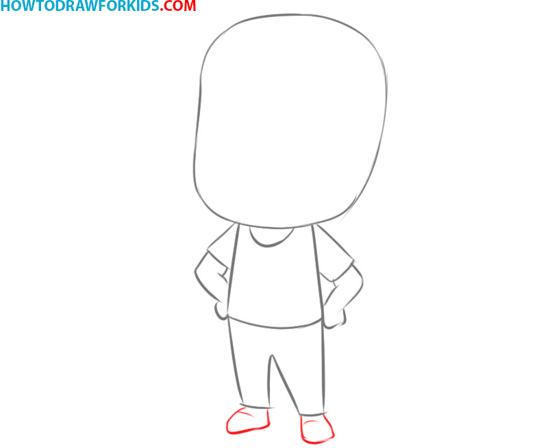 How to Draw Chibi very easy