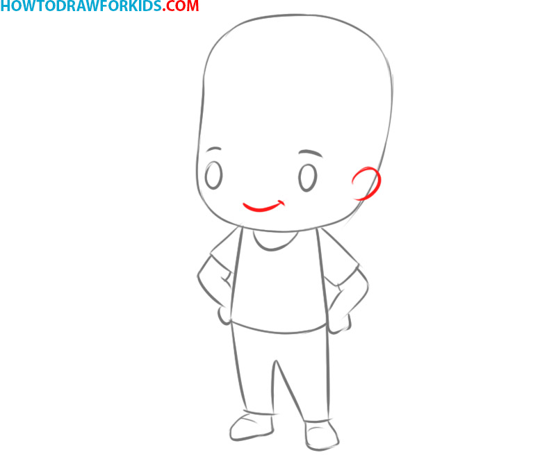 How to Draw Chibi for kids