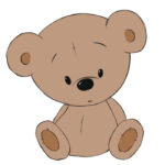 How to Draw a Teddy Bear Easy for Kids