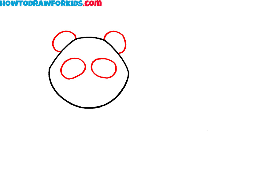 2 how to sketch a panda
