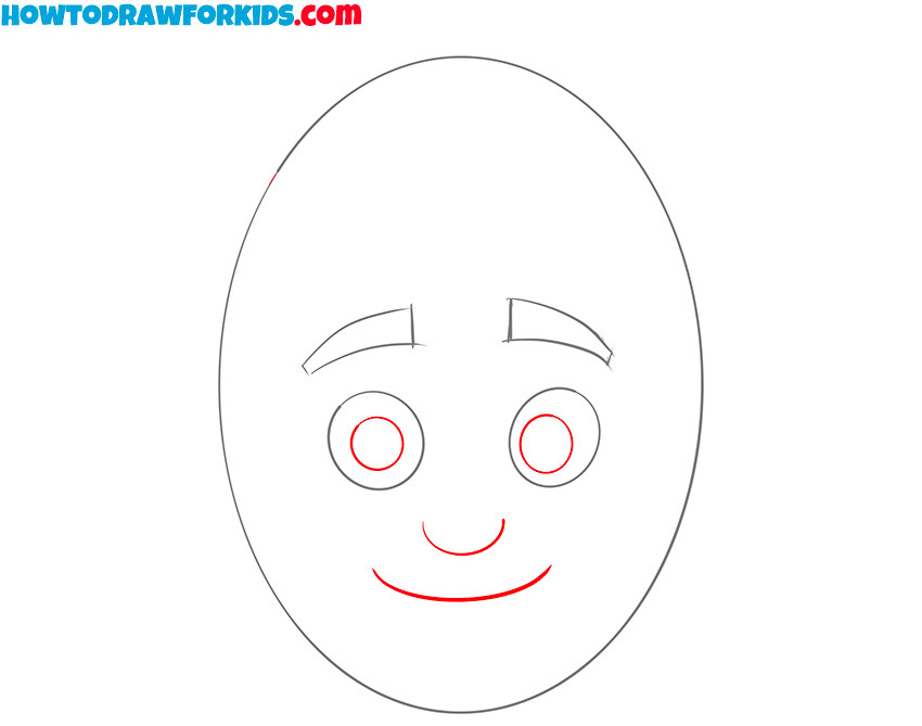 head drawing lesson