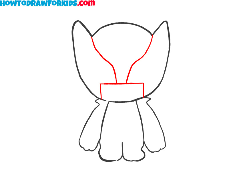 how to draw wolverine full body