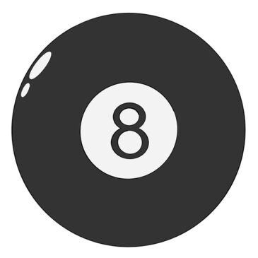 How to Draw an Eight-Ball