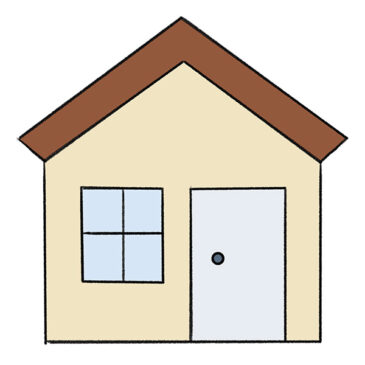 How to Draw a House for Kindergarten