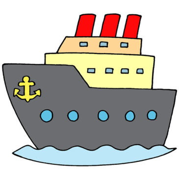 How to Draw a Ship