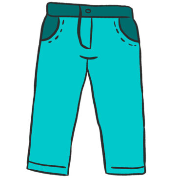 How to Draw Easy Jeans